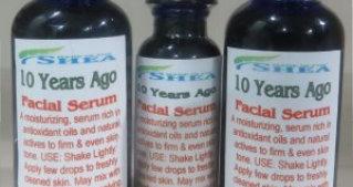 10 Years Ago Facial Serum