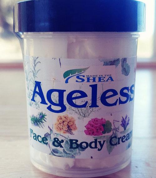 Ageless Face & Body Cream
