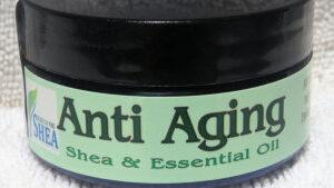 Anti Aging Shea & Essential Oil