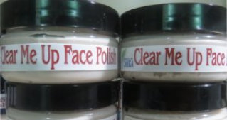 Clear Me Up Face Polish