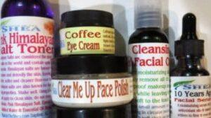 Coffee Eye Cream Package