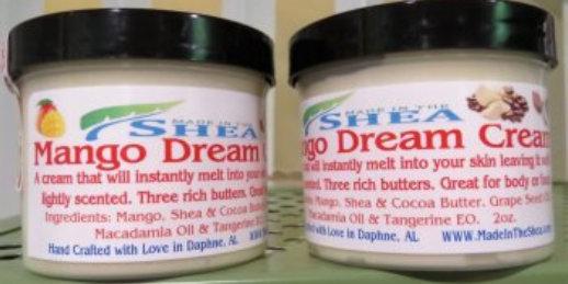 Mango Dream Cream