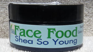 Shea So Young Face Food